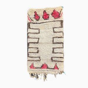 Moroccan Beni Ouarain Berber Carpet