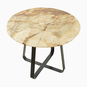 Onyx Marble Dining Table