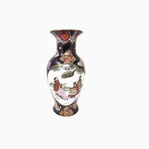 Frasco chino de porcelana de Qianlong Nian Zhi