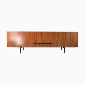 Palisander Sideboard mit Ahorn Interieur