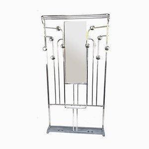 Art Deco Aluminium Kleiderschrank