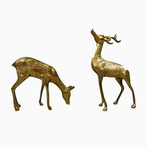 Vrass Deers, 1970s, Set of 2