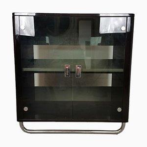 Glass Door Cabinet, 1970s
