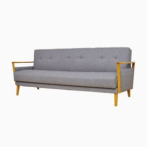 Mid-Century Folding 3-Seater Sofa, 1960s