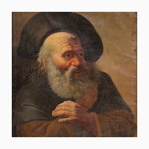 Antike französische Porträtmalerei, 19. Jh