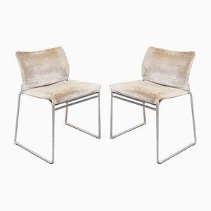 Italienische Mid-Century Tulu Stühle von Kazuhide Takayama für Cassina, 1960er, 2er Set