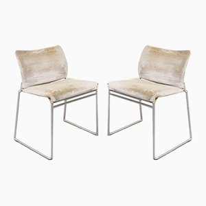 Mid-Century Italian Tulu Chairs by Kazuhide Takayama for Cassina, 1960s, Set of 2
