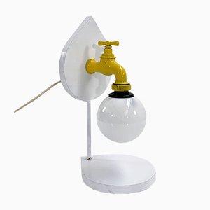 Lampe de Bureau Rubinetto par Lapo Binazzi, 1980s