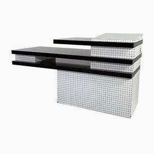 Bancone o scrivania per foto di Superstudio, 1977