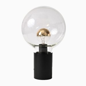 Vintage Bulb-Shaped Table Lamp by Ingo Maurer, 1960s