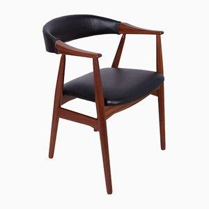 Mid-Century Armlehnstuhl von Th. Harlev für Farstrup, 1960er