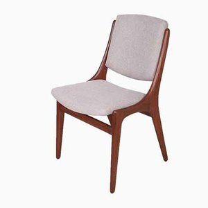 Dining Chairs by Johannes Andersen, 1960s, Set of 4