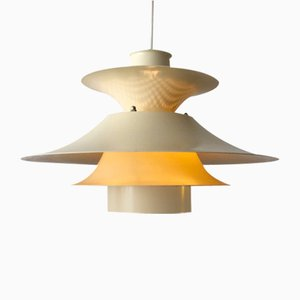 Danish Pendant Lamp from Lyfa, 1960s