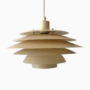Danish Pendant Lamp from Form Light, 1970s