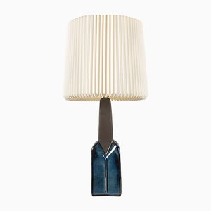 Lampada da tavolo moderna in ceramica di Søholm, Danimarca, anni '60