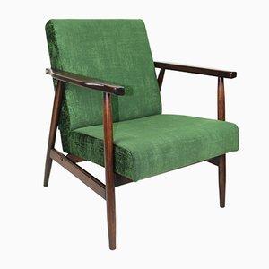 Green Chameleon Easy Chair, 1970s