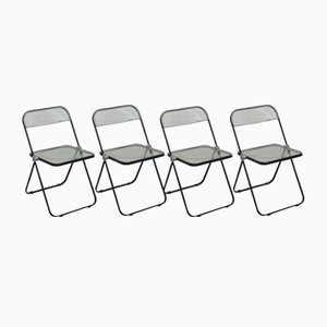 Chiehe Chi Chairs by Giancarlo Pierretti for Anonymima, 1990s, et of 4