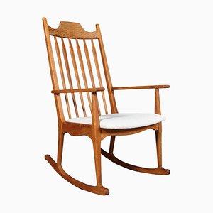 Razorblade Rocking Chair by Henning Kjærnulf