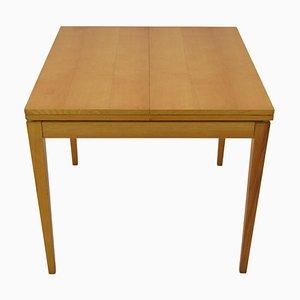 Mid-Century Folding Table, Czechoslovakia, 1970s