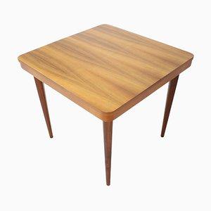 Mid-Century Folding Table by Jindrich Halabala, 1950s