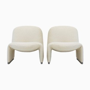 Alky Chairs from Artifort, 1970s, Set of 2