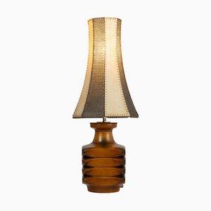 Lámpara de pie de Alemania Occidental de Cari Zalloni