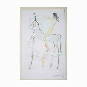 Salvador Dali, Il cantico dei cantici, 1972, Druck