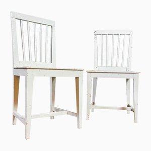 Brocante Swedish Chair, 1850s