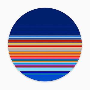 Paul Snell, Intersect # 201605, 2016, Plexiglas & Imprimé C