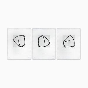 Pierre Muckensturm, 171r20021, 2017, Carta, inchiostro e incisione