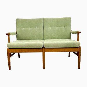 Sofá de dos plazas vintage