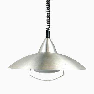 Adjustable Chrome Hanging Light