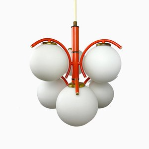 Hanging Lamp by Richard Essig, 1970s