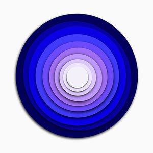 Sumit Mehndiratta, Visual Healing 4, 2021, Canvas & Archival Pigment, Framed