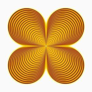 Sumit Mehndiratta, Flower Power, 2021, Canvas & Archival Pigment, Incorniciato