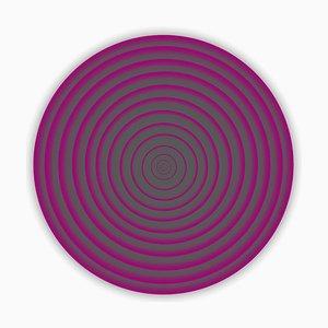 Sumit Mehndiratta, Visual Healing 8, 2021, Toile et Pigment d'Archivage, Encadré