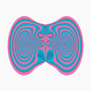 Sumit Mehndiratta, Visual Healing 13, 2021, Canvas & Archival Pigment, Gerahmt