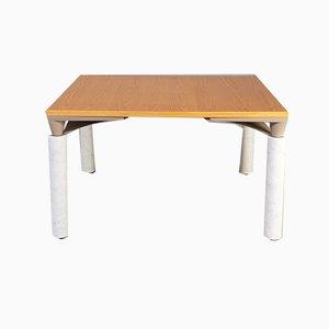 Lom850 Dining Table by Francesco Binfare for Cassina, 1980s