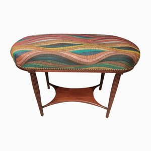Small Art Deco 2-Seat Bench