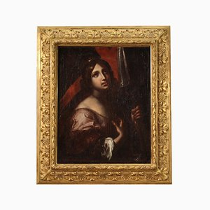 Saint Ursula, 18th-Century, Oil on Canvas
