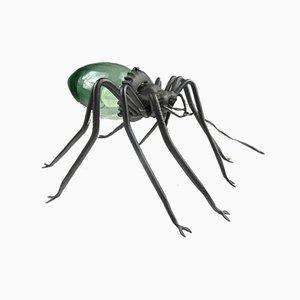 Lámpara de mesa Spider, años 50