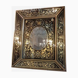 Marco Napoleon III de vidrio de Bucelli & Figli Ferrara