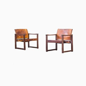 Danish Lounge Chairs by Karin Möbring, 1960s, Set of 2