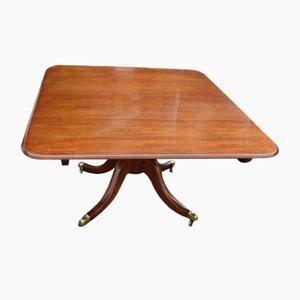 Table de Petit-Déjeuner en Acajou, 1900s