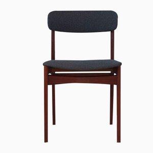 Danish Teak Chair by N. & K. Bundgaard Rasmussen, 1960s