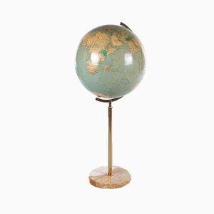 Vintage Standing Columbus Globe, 1960s