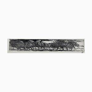 Horst Janssen, Sommerwind - Langenhorn, 1980er, handsignierter Druck auf Papier