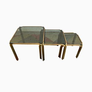 Nesting Tables, 1970s, Set of 3