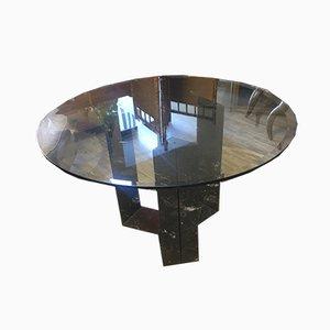 Mesa vintage de mármol