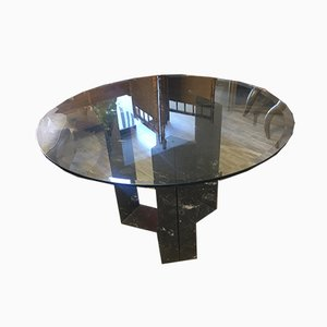 Vintage Marmor Tisch
